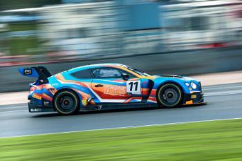 Kelvin Fletcher British GT3