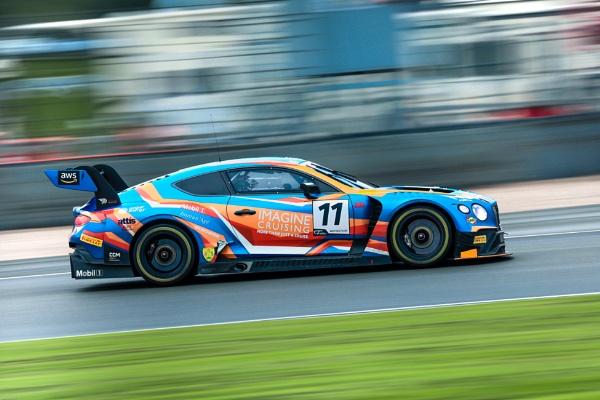 Kelvin Fletcher British GT3 by kelvin7