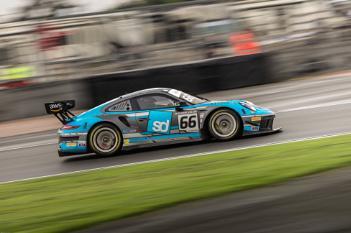 Team Parker British GT