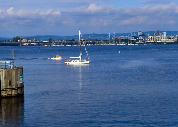 Cardiff Bay by Meditator