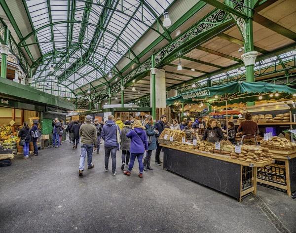 Borough Market by adamsa