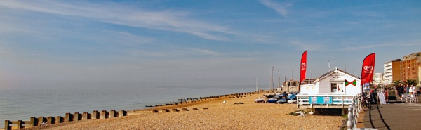 A Sea Mist covers Eastbourne. by mike9005