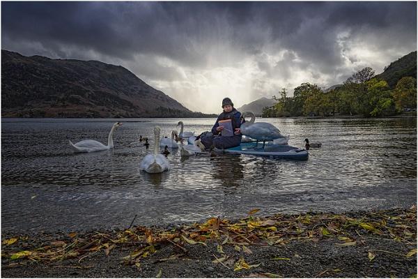 Bird Man of Ullswater by stevenb