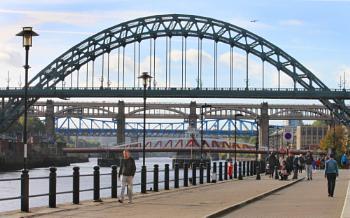 A span of bridges