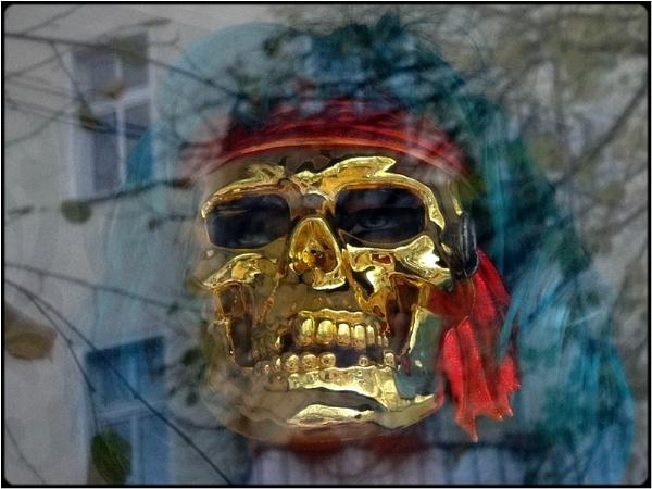 halloween mask by FabioKeiner