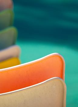 Abstract chairs