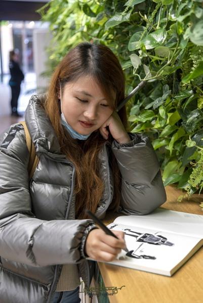 Sketching by IainHamer