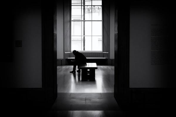 Quiet Room by PavanChavda