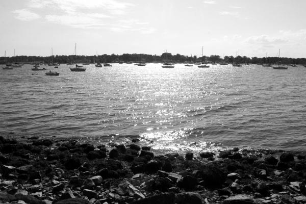 "~ \""Bristol Harbor\"" by LexEquine"