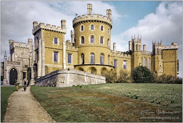 Belvoir Castle by TrevBatWCC