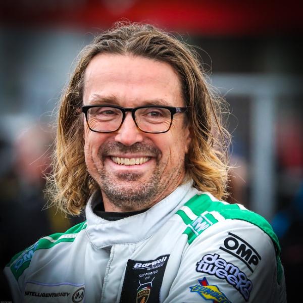 Adam Ballom British GT3 Driver by kelvin7