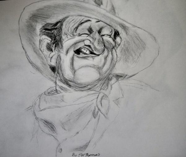 The Duke by sparrowhawk