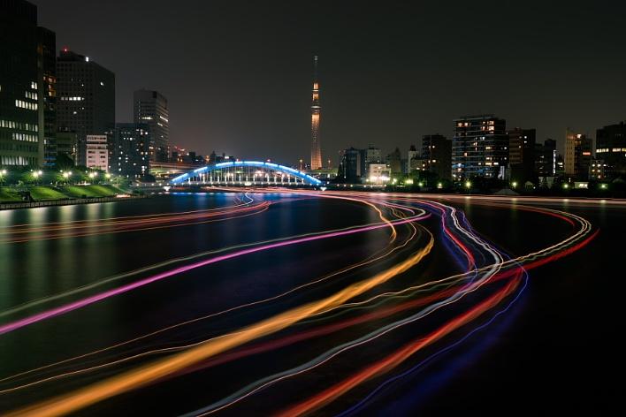 Urban firefly
