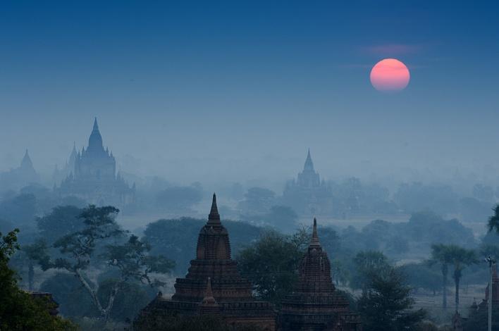 Bagan Morning