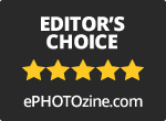 Editor's Choice Award - ePHOTOzine