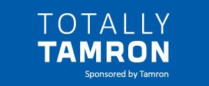 Totally Tamron Logo